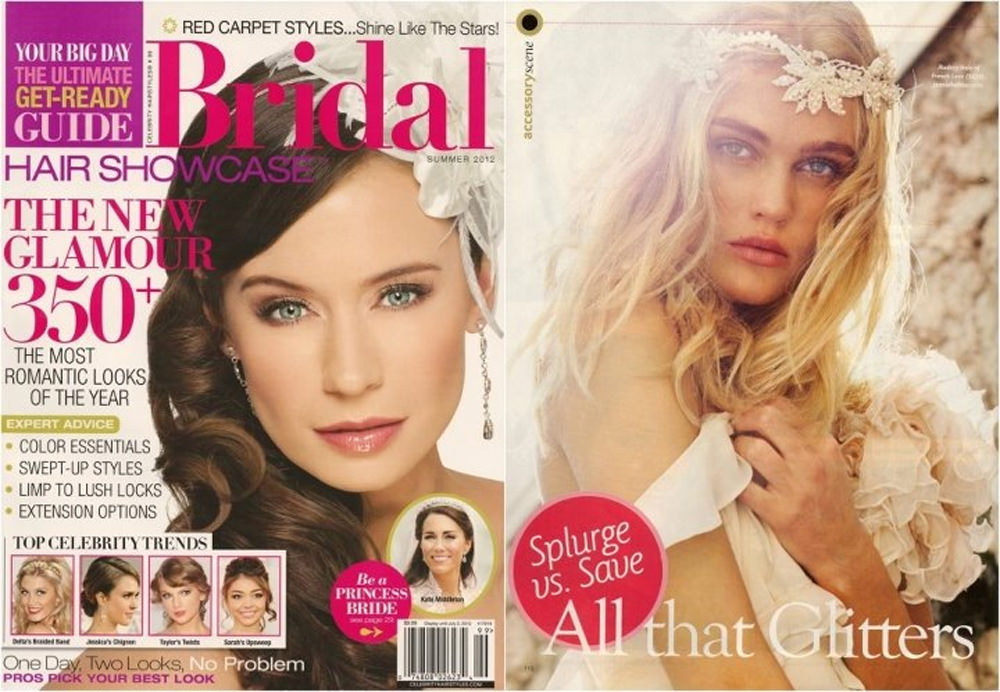 Bridal Magazine Feature