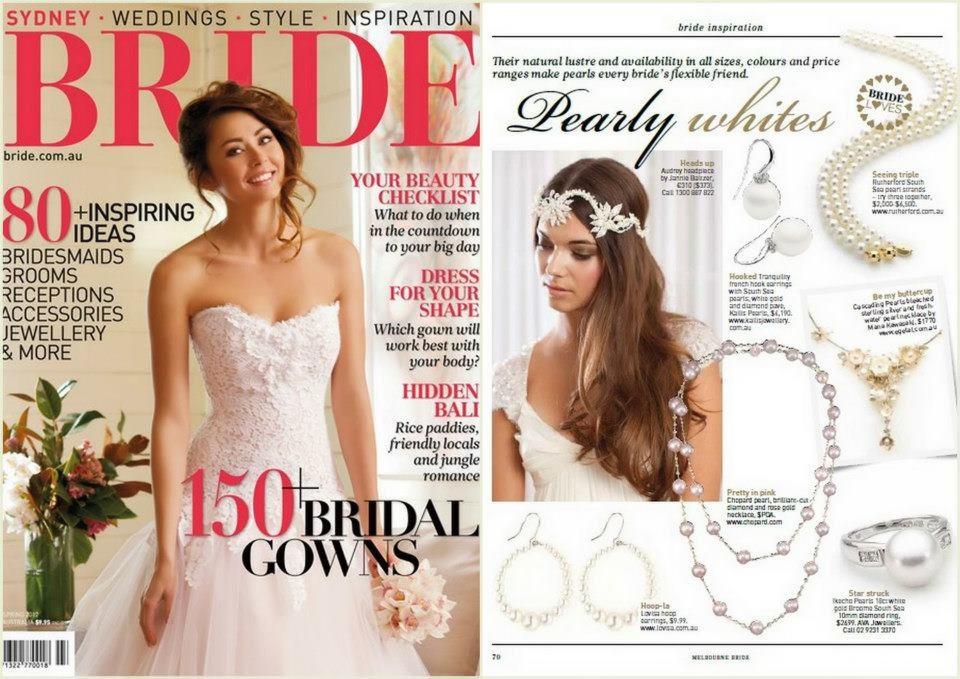 brides magazine photography