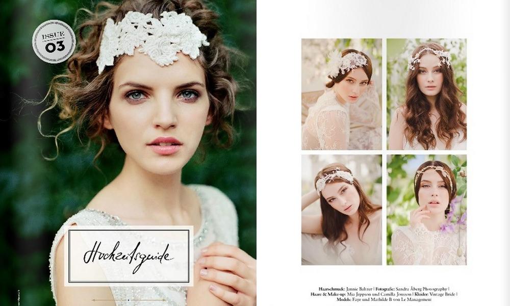 Hochzeitsguide Magazine Photos