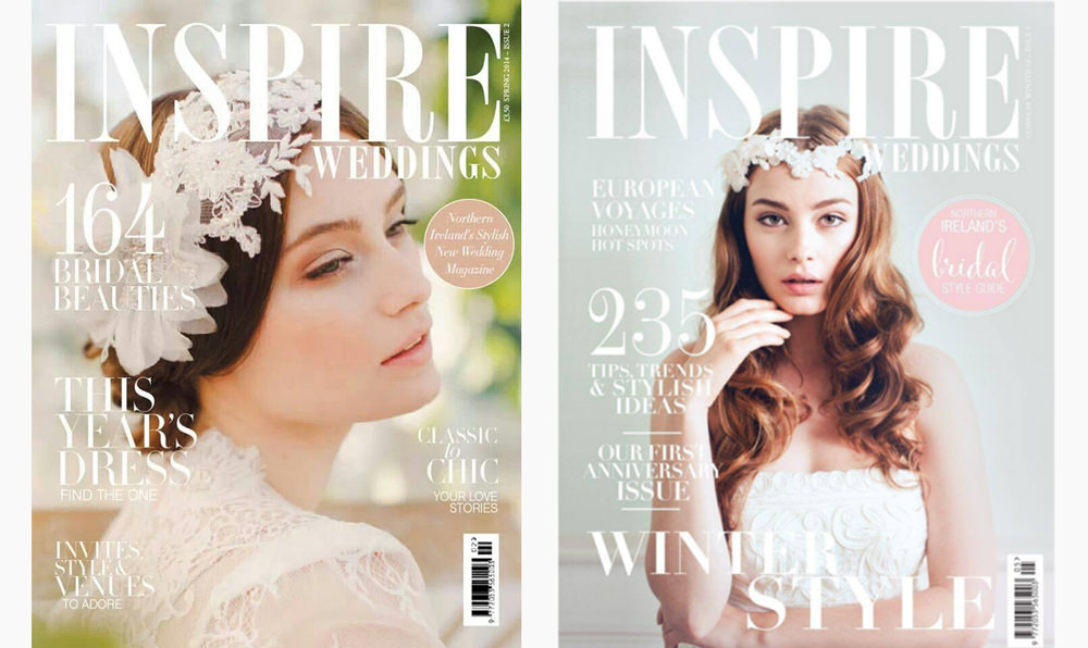 inspire weddings cover